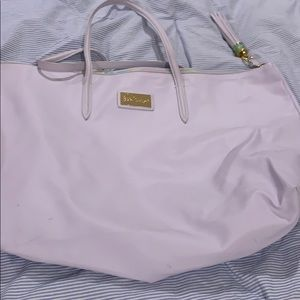 Lilly zipper tote
